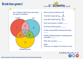 Venn diagrams maths puzzles by doodlemaths teaching resources tes morning starter 28 breaktime gamesg close venn diagrams ccuart Gallery