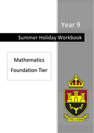 Year 9 Maths Higher Revision Homework Sheets | Teaching Resources