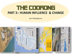 Aboriginal and European influences in the Coorong