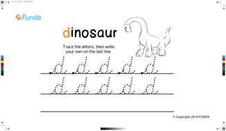 AZ_Dinosaur_cursive.pdf