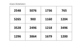 Multiplication-Fill-the-Grid-Answers.pptx