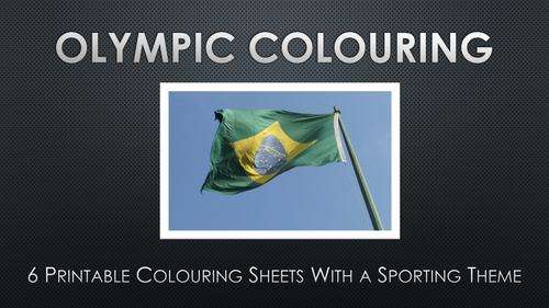 OLYMPIC COLOURING