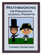 Math Journal Prompts With Presidents 2nd And 3rd Grade By