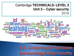 3.2---Understand-The-Issues-Surrounding-Cyber-Security---No-Vid.pptx