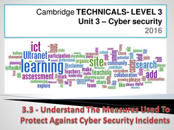3.3---Understand-The-Measures-Used-To-Protect-Against-Cyber-Security-Incidents---No-Vid.pptx