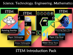 STEM Introduction Pack