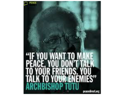 Moving Past Extremism: Desmond Tutu and the Truth and Reconciliation Comission
