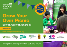 Grow Your Own Picnic activity pack