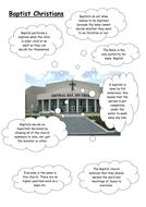 Christian denominations comparison