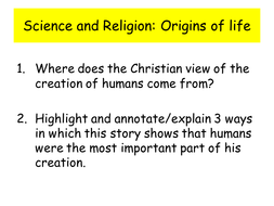 Darwin and religion