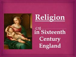 Twelfth-Night---Religion-in-Sixteenth-Century-England.pptx