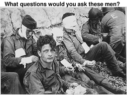 Letter to an Unknown Soldier: English and History Cross Curricular Lesson