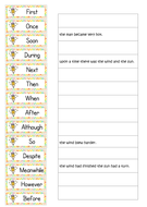 Openers SPaG lesson activity or starter - Two differentiated sheets
