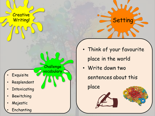 ideas about Creative Writing Worksheets on Pinterest