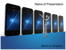 Mobile ppt slides by templatesvision teaching resources tes mobile ppt slides toneelgroepblik Images