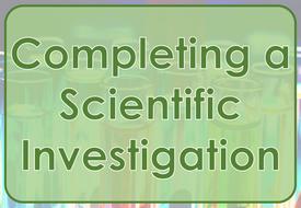Upper KS2 Science Investigation Posters