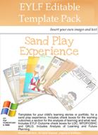 Sand Play Editable Pack