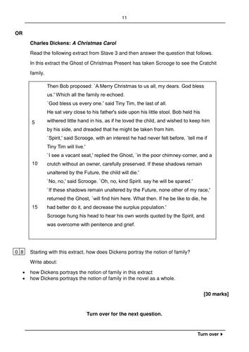 a christmas carol essay how does dickens portray poverty in a christmas carol