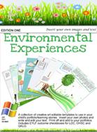 Environmental Experiences Editable Pack