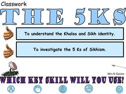 The 5Ks