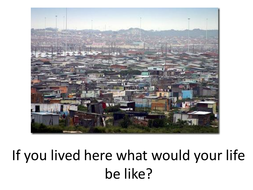 Improving Favelas Migration lesson Group work Geography