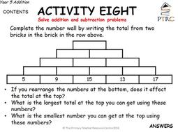 Year 1-6 Maths Reasoning Bundle