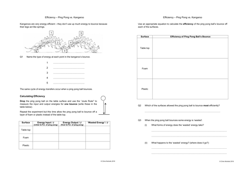 28+ [ Efficiency Problems Worksheet ] | worksheets work ...