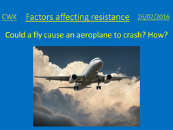 Factors affecting resistance lesson plan and presentation