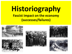 Historiography of Fascist Italy
