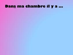 Ma-Chambre.ppt