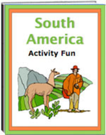 South America - Literacy and Information eWorkbook