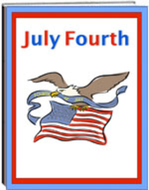 Fourth of July - Literacy and Information eWorkbook