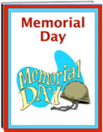 Memorial Day - Literacy and Information eWorkbook