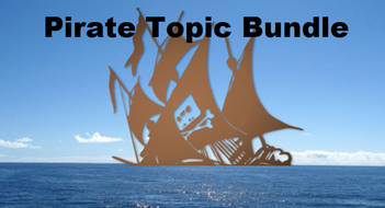 KS1 Pirate Topic Bundle