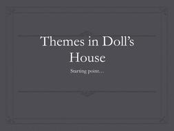 a dolls house themes