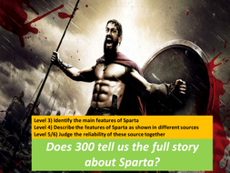 300 Full Movie >> 300 Does It Tell Us The Full Truth About The Spartans By Barrie8