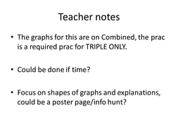 current and p d graphs aqa triple physics required practical by