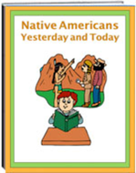 Native Americans - Literacy and Information eWorkbook
