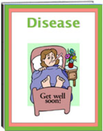 Disease  - Literacy and Information eWorkbook
