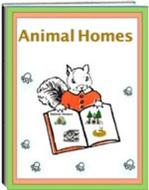 Animal Homes - Literacy and Information eWorkbook