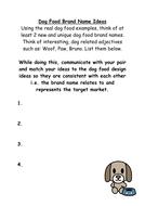 Dog-Food-Brand-Name-Ideas.docx