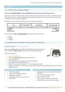 OCR GCSE 9-1 Computer Science 1.3 Storage