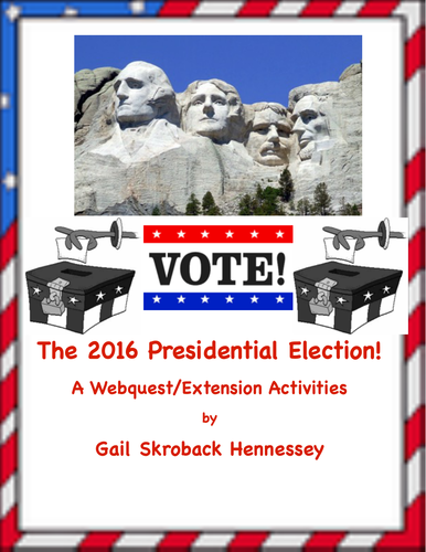 Election Process: A Webquest/Extension Activities