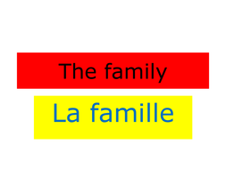 The-family.ppt