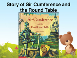 The Story of Sir Cumference and the Round Table Book