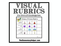 Visual Rubrics for Preschool and Kindergarten by