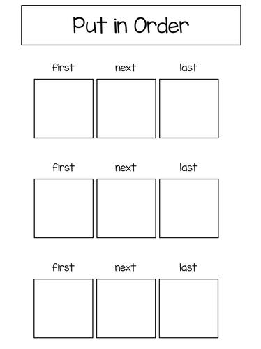 winter sequencing file folder activities for preschool and kindergarten by theelementaryhelper. Black Bedroom Furniture Sets. Home Design Ideas