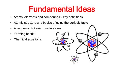Fundamental Ideas GCSE Chemistry