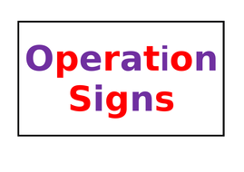 Operation-Signs.docx