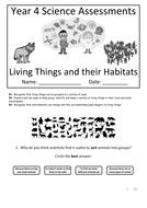 Y4---Living-Things---Habitats.docx